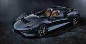 Luxury convertible Mc